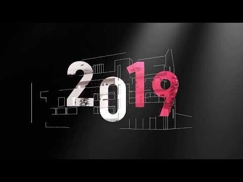 Meilleurs voeux 2019 - Angers Loire habitat