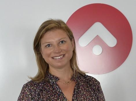 Jeanne Behre-Robinson, présidente d'Angers Loire habitat