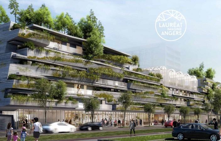 Imagine Angers Projet Montaigne