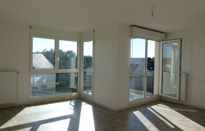 Triballerie - lot 110 - 3 ème étage - séjour