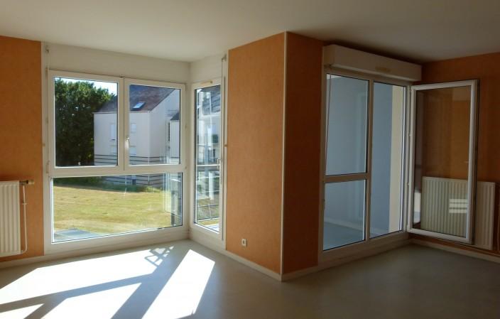 Triballerie-lot 87- 1er étage-séjour